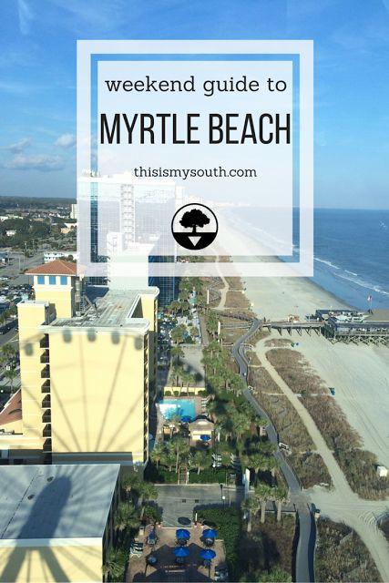 Myrtle Beach Getaway Weekends
