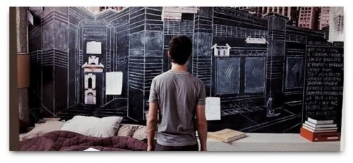 Architecture Drawing 500 Days Of Summer everything is possible | e. | pinterest | tom s, music film and films