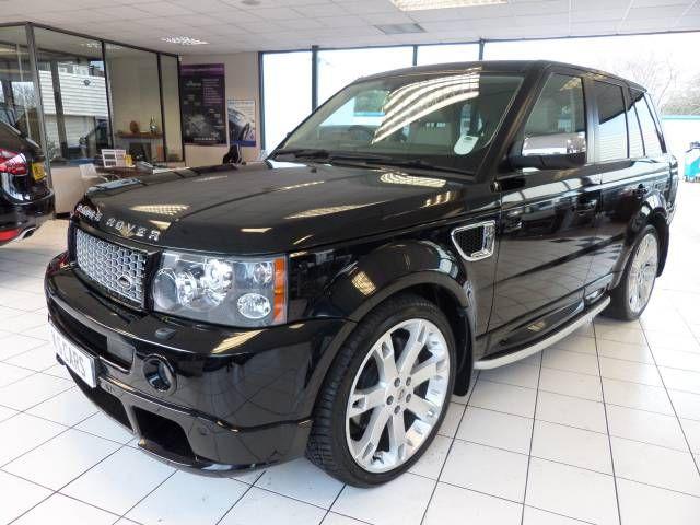 2008 Land Rover Range Rover Sport 3.6 TDV8 HSE 5dr Auto £26,999