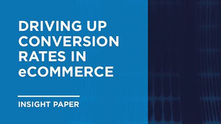 Driving up the eCommerce conversion rate [insight paper] - http://wp.me/p6aRMd-1Cb