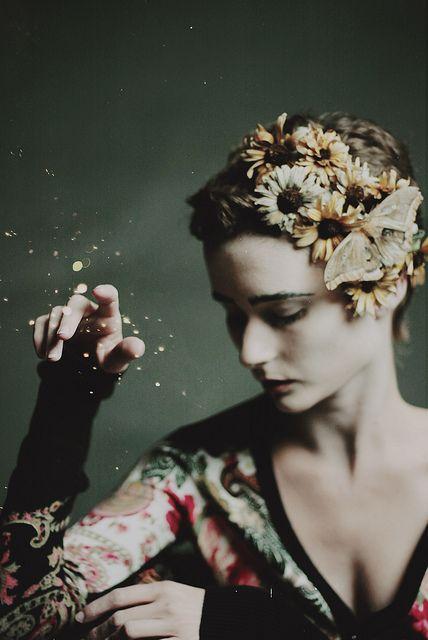 she's a fairy #faerie