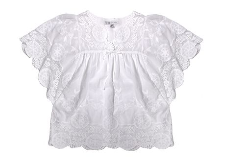 Forever New embroidered top