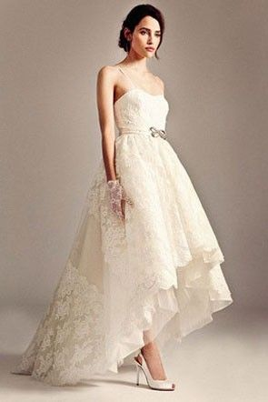 High Low Wedding Dresses Gowns