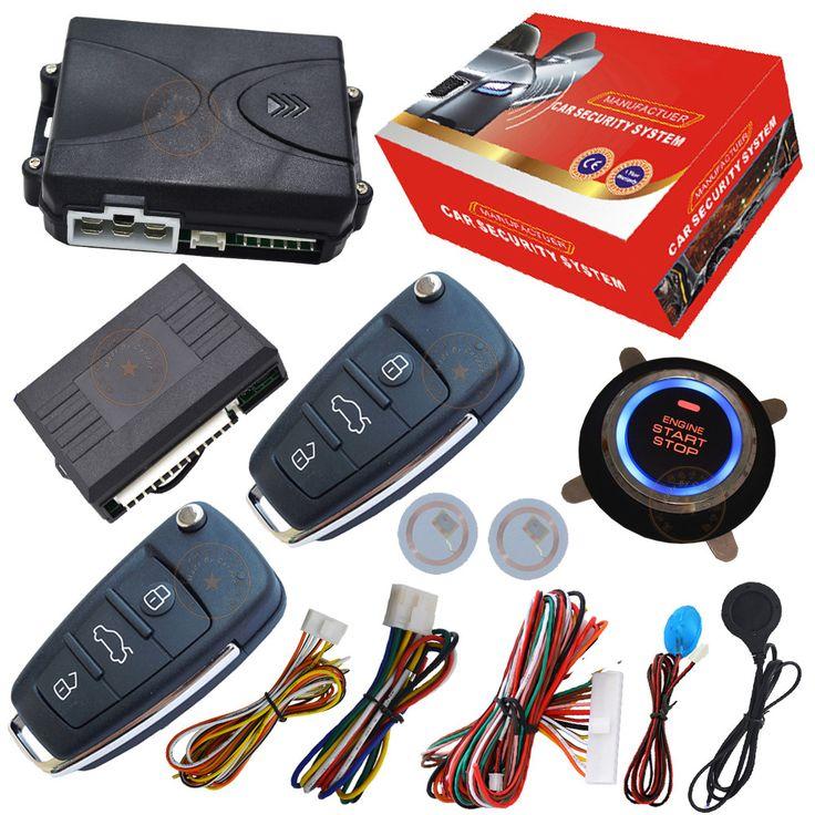 remote keyless entry&push button start stop system RFID immobilizer anti-theft remote start stop engine by original remote key  #found #GPS #stolen #dashcam #lost #safe #alarm #cctv #tracking #security