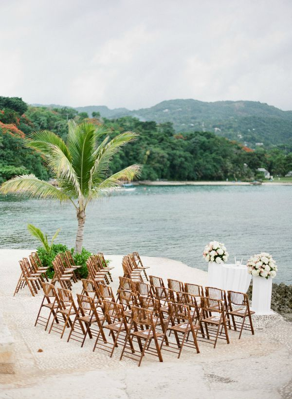 Jamaica Wedding At Round Hill Hotel u0026