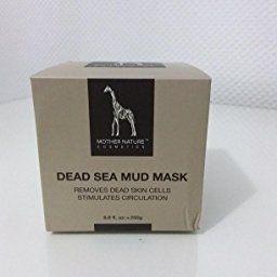 Amazon.de:Kundenrezensionen: Totes Meer Schlamm Gesichtsmaske by Mother Nature - Pflege für trockene und unreine Haut - Reinigung bei Pickel - Mitesser - Akne - Anti-Aging Maske, 250 g