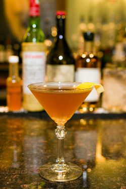 The Martinez is a classic that shines with Ransom Old Tom Gin & Carpano. This combo is a must.