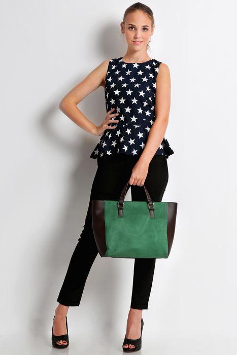 Sweet escape bag #handbag #taswanita #bags #suede #beltleather #kombinasi #totebag #trendy #stylish #messengerbag #simple #fashionable #colors #green