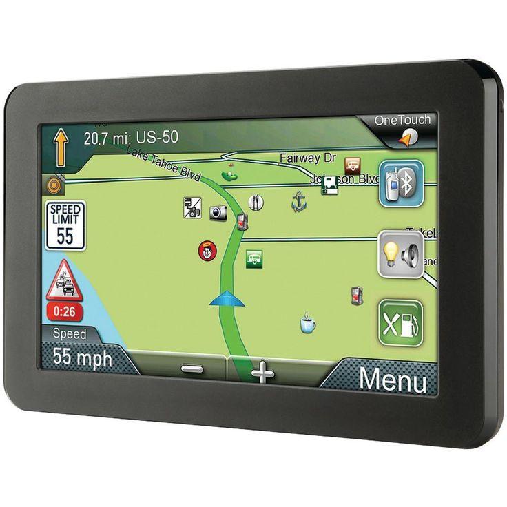 Magellan Roadmate Rv 9365t Lmb 7 Gps Navigator With Bluetooth Free Lifetime Maps