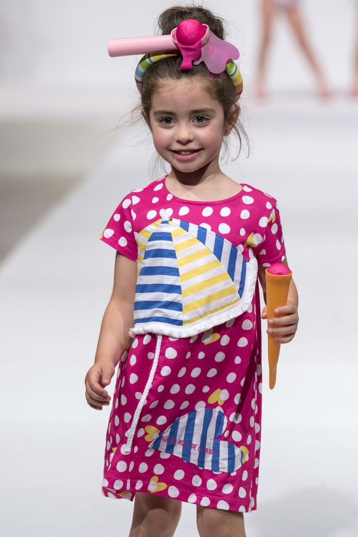 Ágatha Ruiz de la Prada SS 2017 * FIMI Kids Fashion Week June 2016