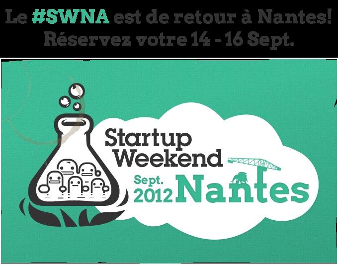 Startup Weekend Nantes