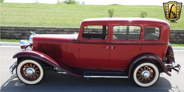 Dodge: Other DL 1932 Dodge Sedan