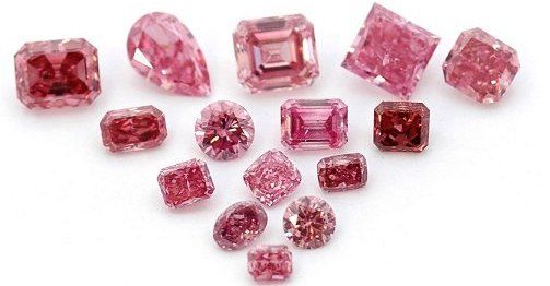 More and more investors are turning to various Natural Fancy Coloured Diamonds and specifically to Argyle Pink Diamonds for investment purposes. Description from colourdiamonds.com. I searched for this on bing.com/images