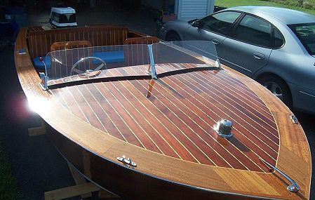 wooden runabout - Google Search