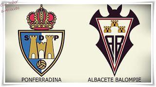 PREVIA PONFERRADA  ALBACETE: Utilizamos la última vida del juego.  Albacete Balompié Fútbol Liga Adelante 2015/16 Noticias deportes Ponferradina Previa