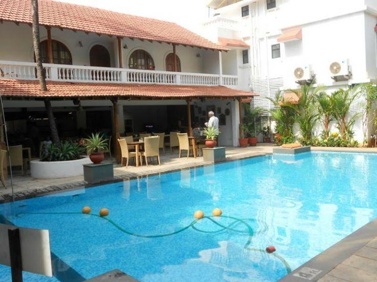 3 star Casablanca Beach Resort, Goa