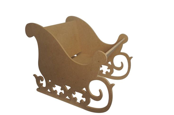 Santos sleigh for Christmas, find me on Facebook  Orange Timber Creations for more info