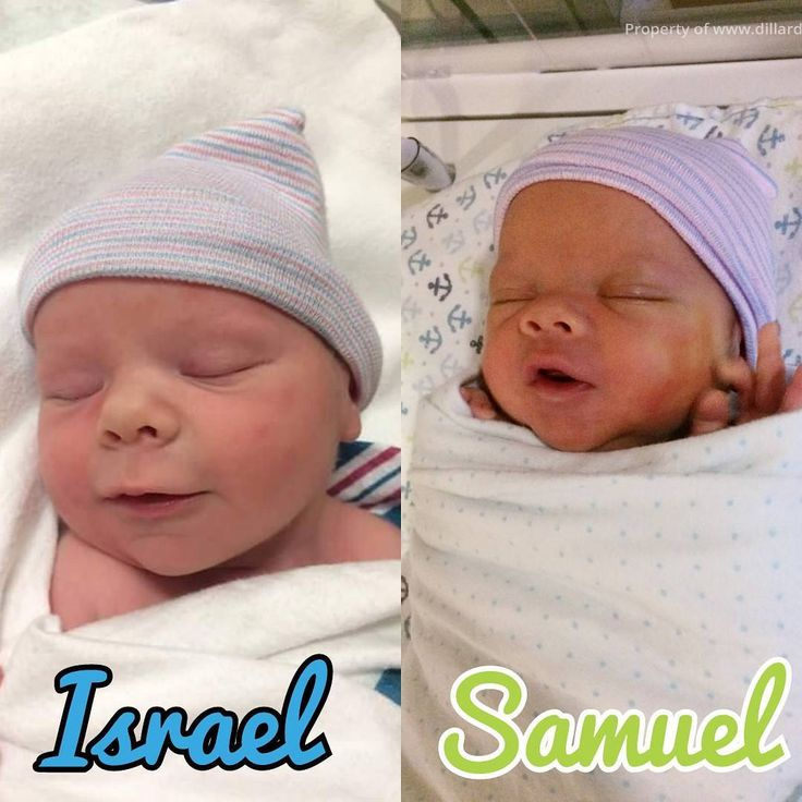 "The Duggar Family on Instagram: ""Israel vs Samuel #israeldaviddillard #samuelscottdillard"""