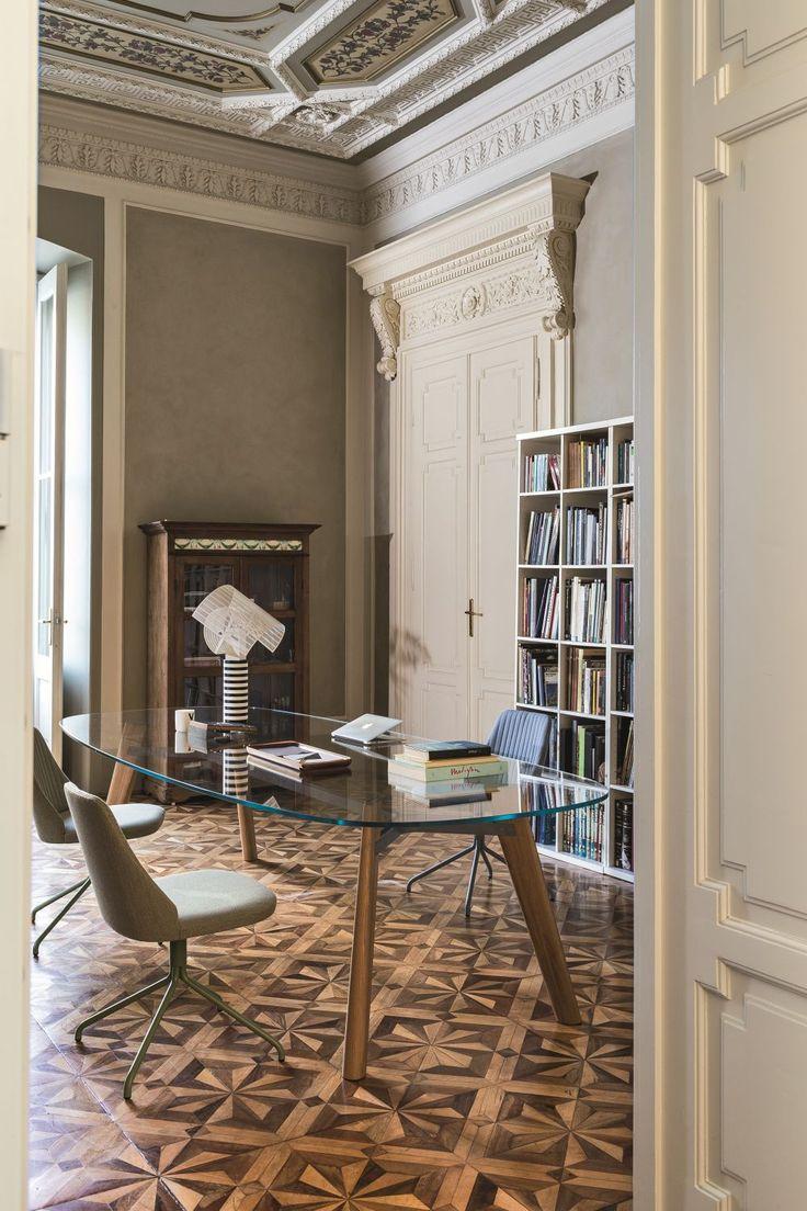 Einfache Dekoration Und Mobel Interview Mit Karoline Fesser #27: Beleos Tables Collection Designed By Giulio Iacchetti For Bross. #Bross  #Table #Architecture