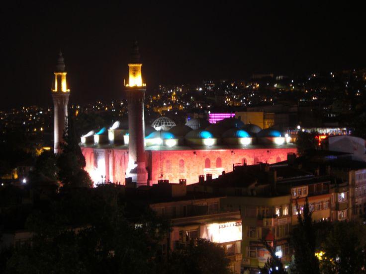 bursa ulu cami ihtişamlı cami güzel cami :)