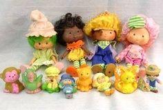 strawberryshortcake dolls