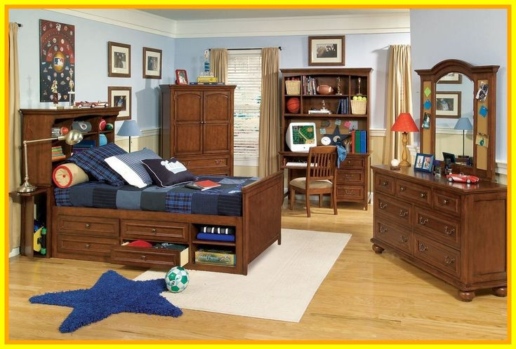 80 reference of Boys Room Desk Twin in 2020   Toddler ... on Bedroom Reference  id=33099