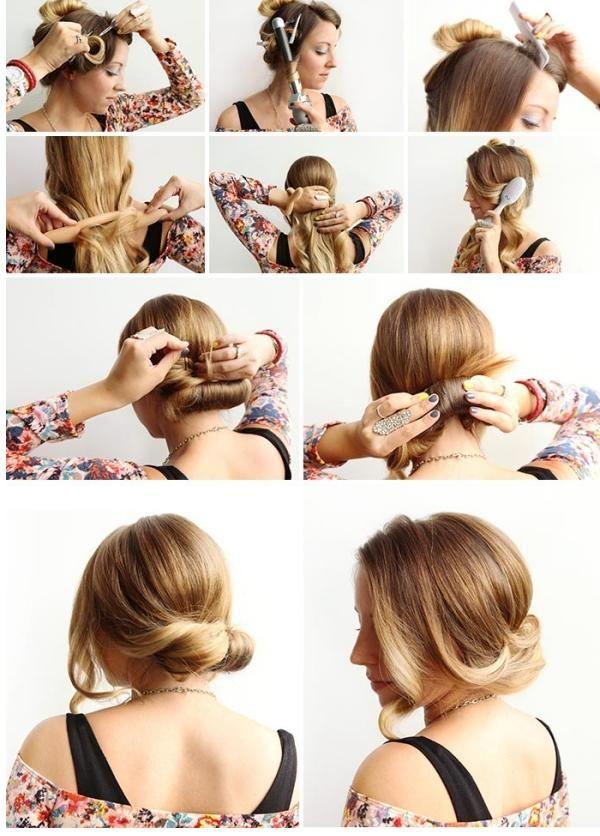 Einfache Frisuren Zum Selber Machen Einfache Frisuren Machen