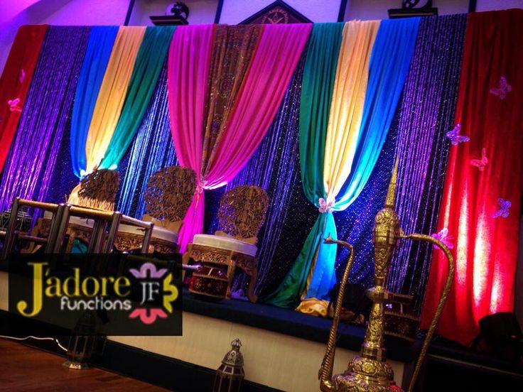 Mehndi Night Stage : Best images about tmpz gaye holud on pinterest