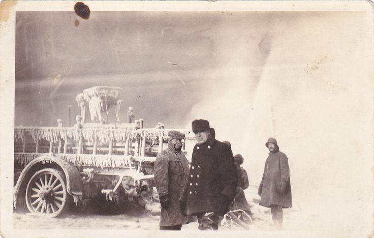 RP: Winnipeg Theatre Building Fire 1926, Manitoba Canada 1/2