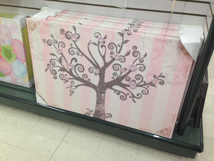 Hobby Lobby Tree Of Life Wall Decor : Pink tree flower wall art hobby lobby mila marie