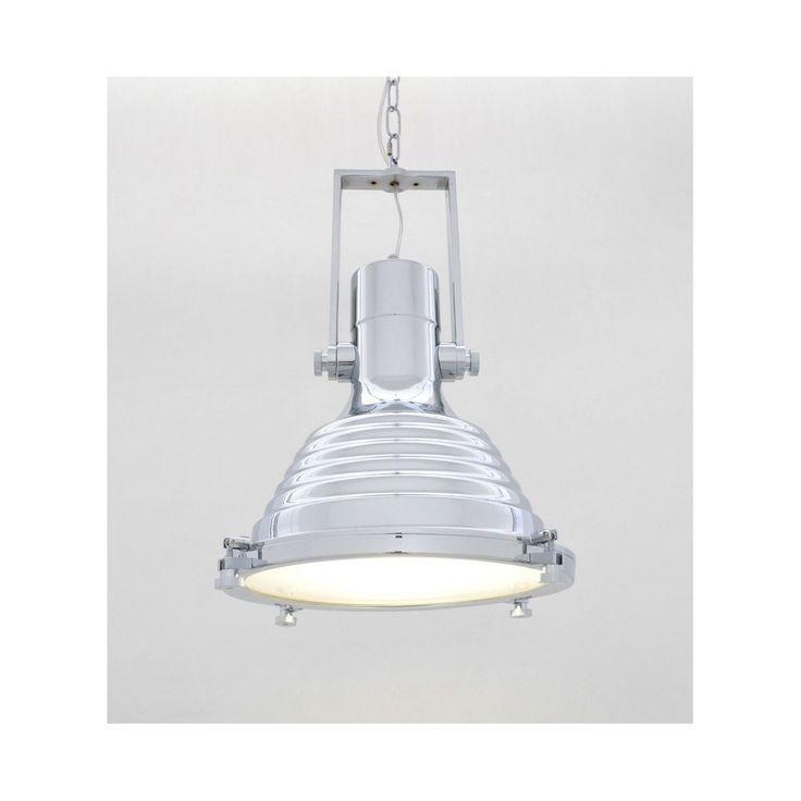 Lampa sufitowa BOTTI SILVER Lumina Deco LDP 708 LOFT