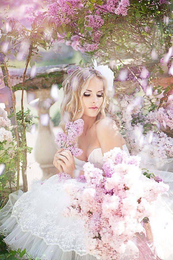 Modern fairytale princess