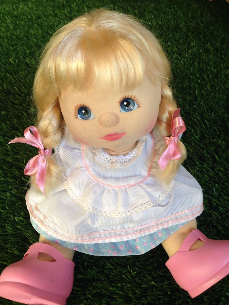 My child doll ma collection quelque unes sont a vendre