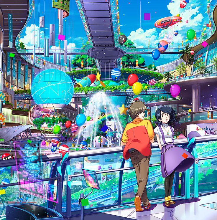 The Art Of Animation, Isaishizuka