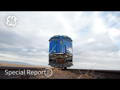 Data Science Is Making Trains More Efficient | Special Reports | GE
