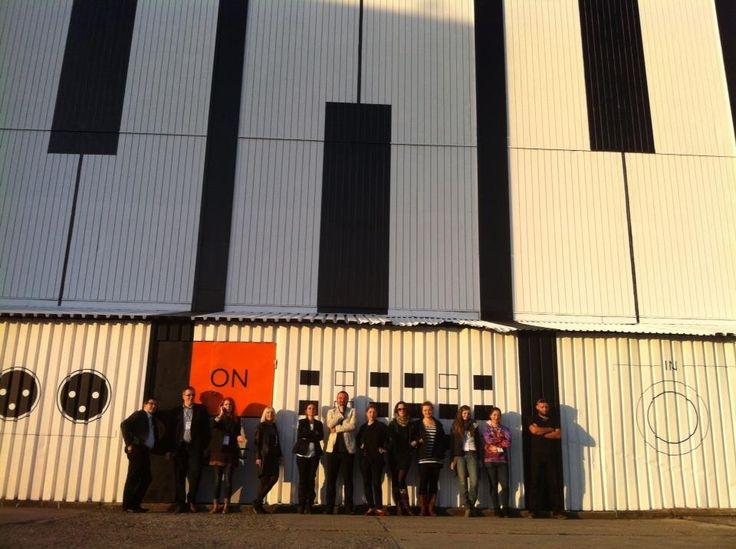 #Audiomural NCK, #Mural #Kraków – #NowaHuta, Październik 2013, projekt: #AleksandraToborowicz, koordynacja: #MichalPalasz