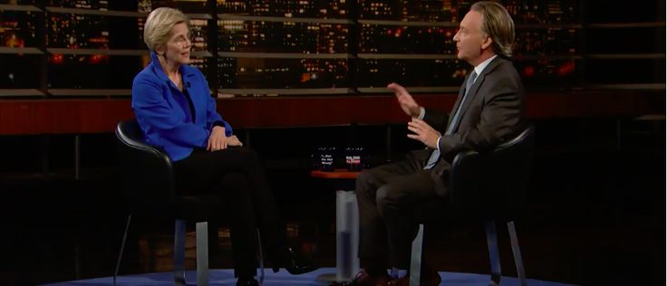 Bill Maher Called Elizabeth Warren Pocahontas To Her Face — You Can Imagine What Happened Next
