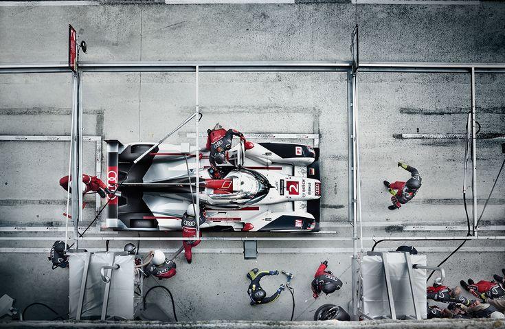 Winner of Le MansPhotography & Postproduction by Agnieszka Doroszewicz