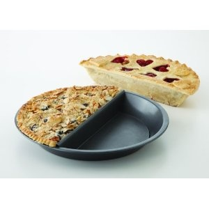Split pie pan.  I so need one of these!!