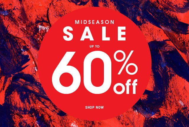 MidSeason Sale now on at Carraig Donn!
