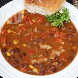 Chicken Chilli Soup @ allrecipes.co.uk