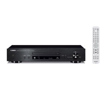Odtwarzacz sieciowy YAMAHA CD-N301 Czarny
