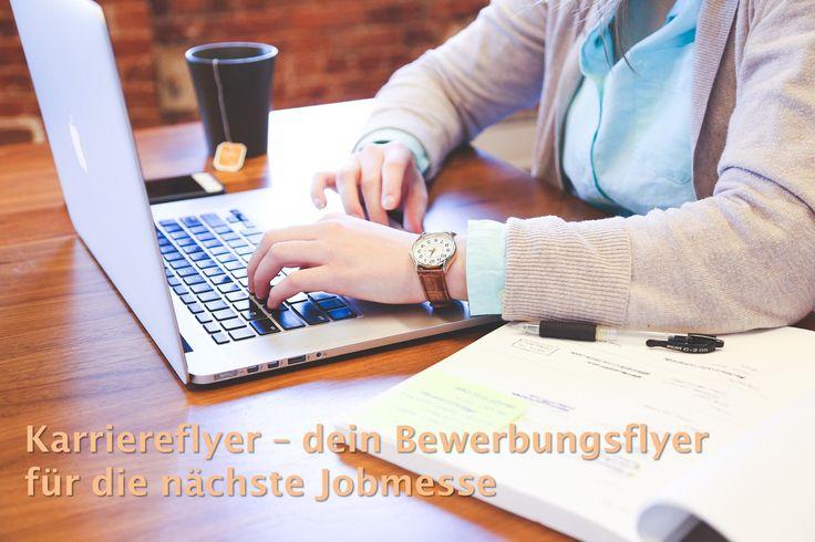 Für einen schnellen und kompakten ersten positiven Eindruck bei Recruitern. Hier findest du raus wies geht: http://blog.alphajump.de/dein-bewerbungsflyer-fuer-die-jobmesse/