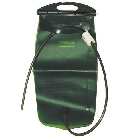 Miniwell Portable Water Gravity Pouch - Safety Gizmo