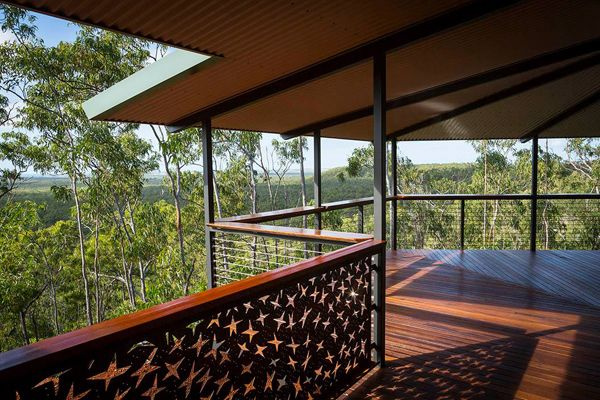 Garma Knowledge Centre by Build Up Design / Indigenous Community Award / Photo by Peter Eve