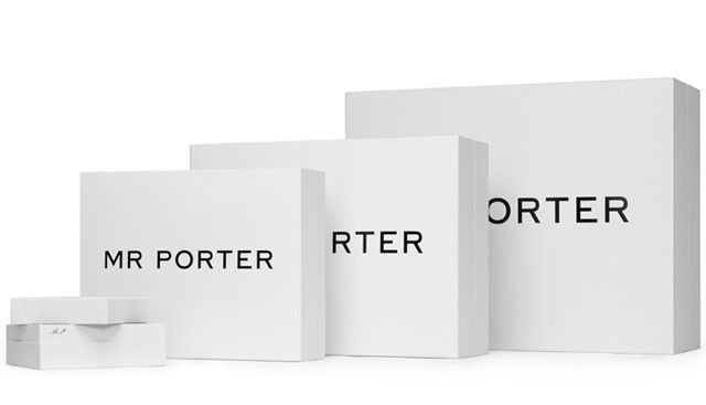 Mr Porter recently launched their impressive online store selling mens designer clothes, shoes and accessories featuring over 80 top designer brands. 'Saturday' were the creative agency behind the branding of these fine items.