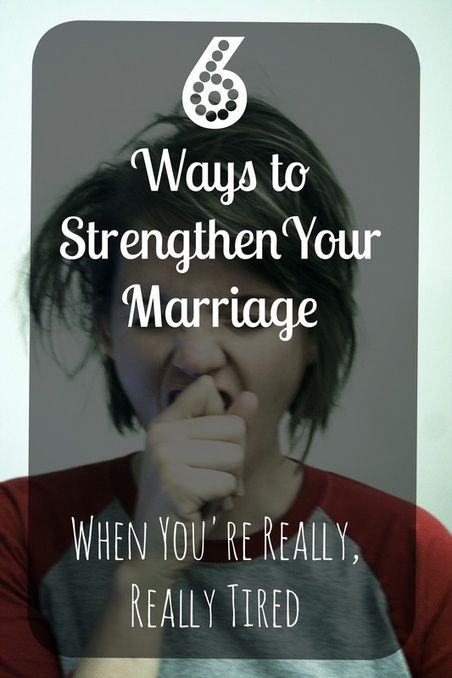 Fatigue: The Common Enemy of a Happy Marriage. Let's face it- we're all tired, but that doesn't mean we can justify being unkind and impatient with our spouses. These are some great tips for how to battle through the fatigue and be considerate of our spouses at the same time.