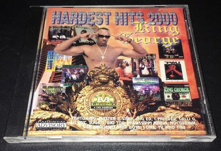King George Hardest Hits 2000 Highness Me Mine OOP G Funk Rap | eBay
