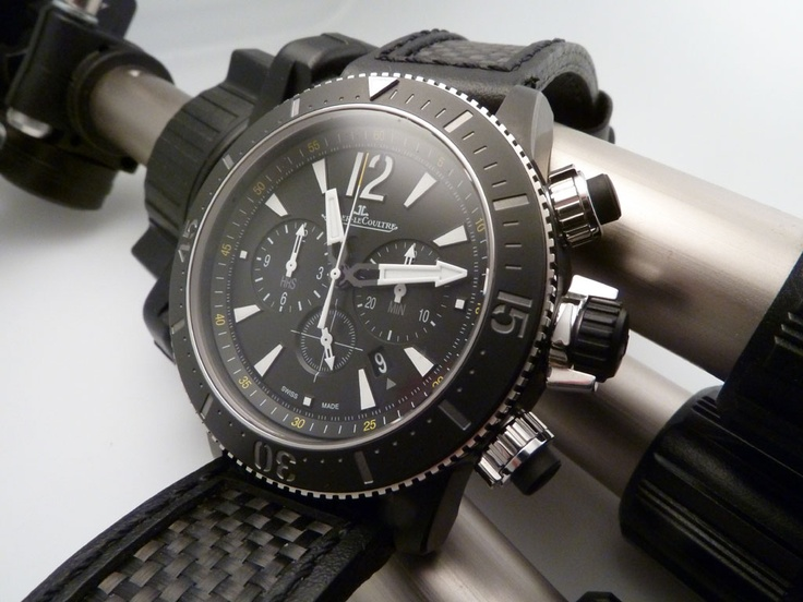 Jaeger-LeCoultre  Master Compressor Navy SEALs Diving Chronograph GMT