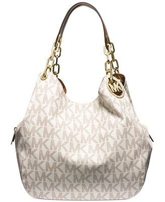 MICHAEL Michael Kors Fulton Large Shoulder Tote In love with this bag sooo much!!